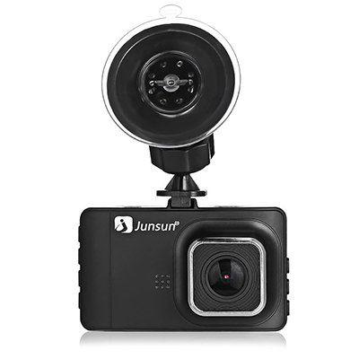 JUNSUN T518   DashCam mit 1080P für 21,08€