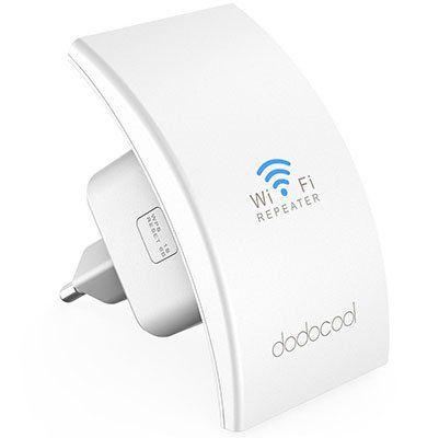dodocool WLAN Repeater für 11,05€ (statt 14€)   Prime