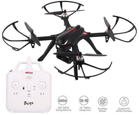 Mjx R/C Technic Bugs 3   Mini Drohne RTF für 60,19€