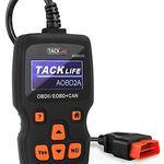 Tacklife AOBD2A – OBD2 Auto Diagnosegerät mit Display für 20,99€ (statt 31€)