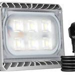 GOSUN 30W LED Außenstrahler (CREE SMD5050) – Tageslichtweiß für 19,79€ (statt 33€)