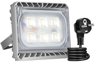 GOSUN 30W LED Außenstrahler (CREE SMD5050)   Kaltweiß für 19,99€ (statt 40€)