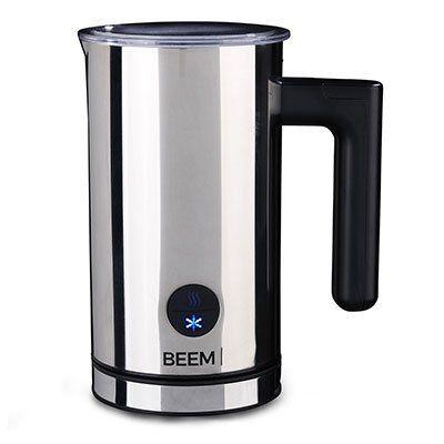 BEEM 1010SR   elektr. Milchaufschäumer mit Abschaltautomatik für 31,41€ (statt 40€)