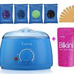 Yansu Waxing-Kit mit Wachsbohnen und Erwärmer für 17€ (statt 48€)