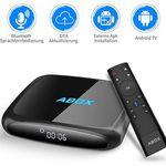 ABOX A4 – TV Box mit Android 7.1.2, 2GB RAM & 16GB ROM für 49,99€ (statt 70€)