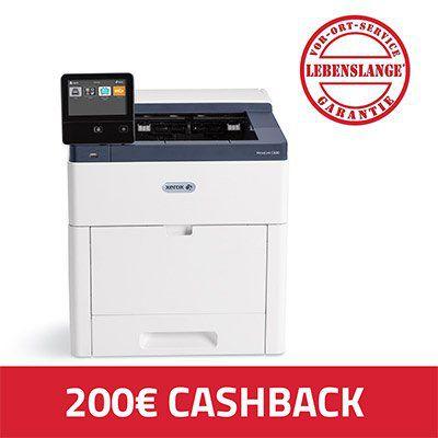 Xerox VersaLink C600DN Farblaserdrucker für 599€ (statt 918€) + 200€ Cashback