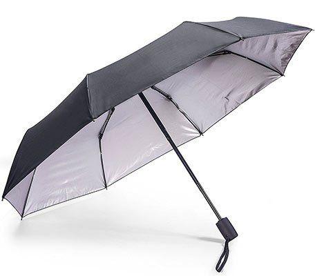 Regenschirm (95cm) mit Auf Zu Automatik für 15,99€ (statt 27€)