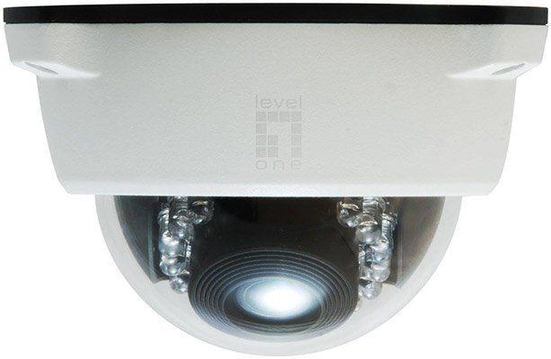 LevelOne FCS 3102   Outdoor Netzwerk Kamera für 90,89€ (statt 205€)