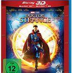 Doctor Strange (Bluray, 2D + 3D) für 12,73€ (statt 18€)