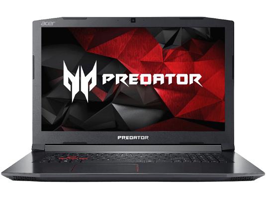 Asus Predator Helios 300 (PH317 51 7086)   17,3 Notebook mit 512GB SSD + 1 TB HDD + GeForce GTX 1060 für 1.333€ (statt 1.799€)