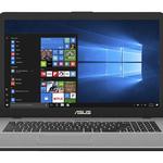 Asus N705UD-GC133T – 17,3″ Notebook mit 256 GB SSD + 1 TB HDD + GeForce GTX 1050 für 999€ (statt 1.199€)