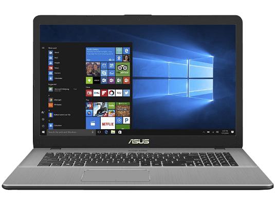 Asus N705UD GC133T   17,3 Notebook mit 256 GB SSD + 1 TB HDD + GeForce GTX 1050 für 999€ (statt 1.199€)