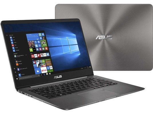 ASUS UX3430UQ Notebook mit 14 Zoll Display, i7, 16GB RAM, 256GB SSD für 779€ (statt 999€)