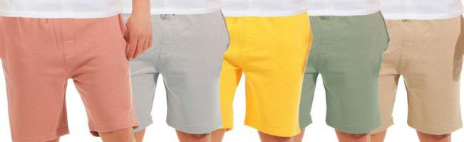 Brave Soul AZ47 Herren Shorts bis XL für je 10,90€