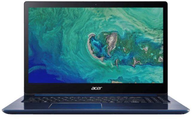 Top! Acer Swift 3   15,6 FullHD IPS Ultrabook mit Ryzen 7 CPU, 8 GB, 256 GB SSD für 799€ (statt 950€)