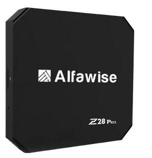 Alfawise Z28 Pro Smart TV Box   2G RAM + 16G ROM für 33,99€   EU LAGER