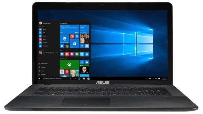 ASUS R752NA   17 Zoll Notebook mit Win 10 für nur 299€ (statt 399€)