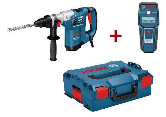Top! BOSCH GBH 4 32 DFR Professional Bohrhammer + Metalldetektor für 399€ (statt 499€)