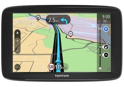 Vorbei! TomTom Start 52 M CE 19 Länder Lifetime 3D Maps für 79,90€ (statt 100€)   neuwertige Kundenretoure