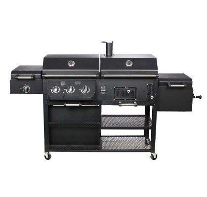 El Fuego Arizona 4in1 Kombigrill für Kohle-, Gas-, Infrarotgrillen und Smoken nur 514,99€ (statt 589€)