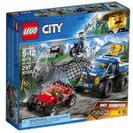 Lego City – Verfolgungsjagd auf Schotterpisten (60172) für 16,99€(statt 22€)