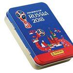 Vorbei! 20er Pack Panini WM 2018 Sticker-Tüten in Metalldose für 4,99€(statt 15€) – Plus Produkt
