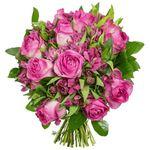 """Zum Muttertag: Rosenstrauß """"Mama's Liebling"""" mit über 60 Blüten für 19,98€"""