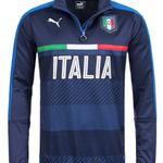 Puma Italien Herren 1/4 Zip Trainings Sweatshirt für 16,07€ (statt 25€)