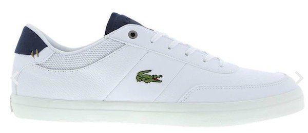 Lacoste Court master Herren Sneaker für 71,24€