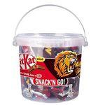 1,19kg Nestlé Kitkat Mini und Lion Mini Mix-Eimer ab 11,05€