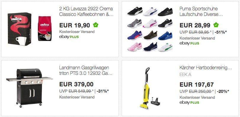 KNALLER! Möglicher Preisfehler: 7% Gutschein auf alle eBay WOWs (statt auf ausgewählte Artikel)