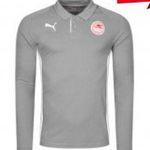 Olympiakos Piräus Sale – z.B. Langarm Poloshirt ab 7,99€ (statt 13€)