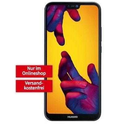 TOP! Huawei P20 Lite für nur 29€ + Vodafone Smart Surf Tarif mit 2GB für 11,99€mtl.