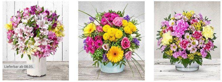 Tipp für den Muttertag: 10€ Blumen Gutschein bei Valentins.de ab 19,99€ MBW