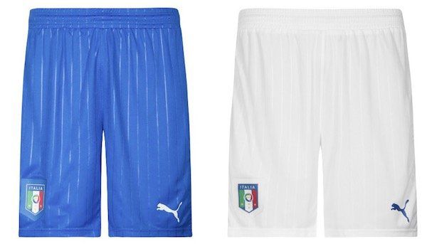Puma Italien Trainings Shorts für je 4,44€ zzgl. VSK