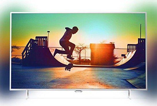 Philips 32PFS6402   32 Zoll Full HD Fernseher mit 2 seitigem Ambilight für 299,15€
