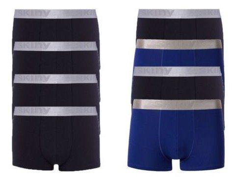 4er Pack Skiny Herren Pants für 19,99€ (statt ~40€)