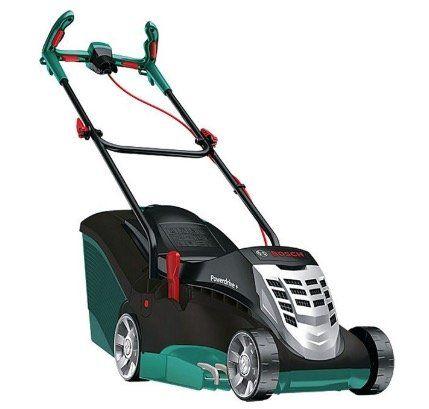Bosch ROTAK 37 S Elektro Rasenmäher inkl. Mulchkit, Handschuhe und Regencover für 129,99€ (statt 160€)