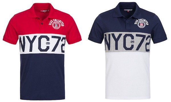 ECKO Unltd. Herren Premium Poloshirts für je 7,77€ zzgl. VSK (statt 16€)