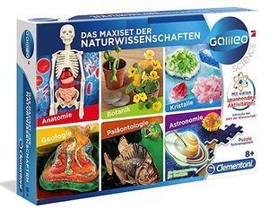 Galileo   Das Maxi Set der Naturwissenschaften für 27,93€ (statt 38€)