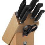 Günstige Zwilling Messersets bei Amazon – z.B. Zwilling Professional S für 112,99€ (statt 169€)