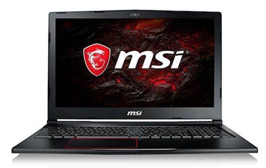 MSI GE63 7RD 006DE Gaming Notebook mit 120 Hz Display und GTX 1050 Ti für 999€ (statt 1.640€)