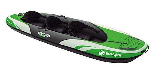 Sevylor Hudson Premium Schlauchboot für 369€ (statt 408€)