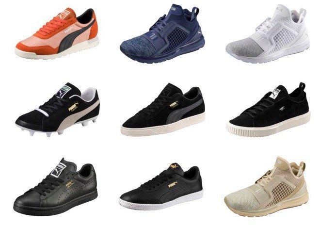 Puma mit 30% Extra Rabatt auf ausgewählte Herren Styles   z.B. Ignite Limitless Knit Herren Sneaker für 77€ (statt 110€)