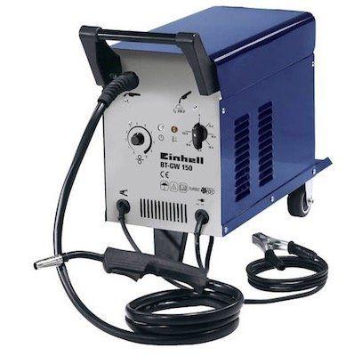 Einhell BT GW 150 Schutzgas Schweißgerät für 171,50€ (statt 197€)