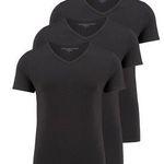 3er Pack Tommy Hilfiger Premium Essentials Herren T-Shirts für 32,87€