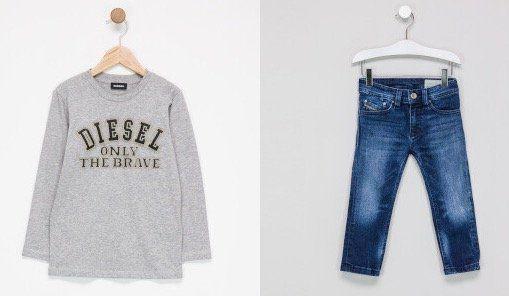 Diesel Kids Sale bei vente privee   z.B. Jeans schon ab 29,99€