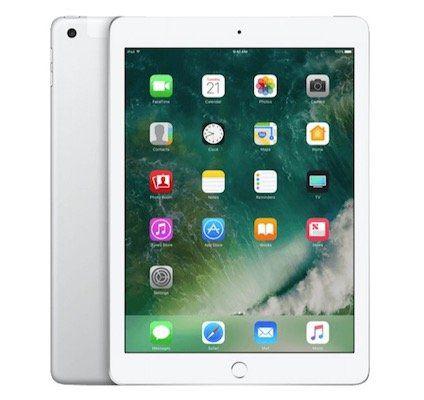 Fehler? Apple iPad (2017) 128GB WiFi + 4G für 299,99€ (statt 504€)   nur Marktabholung!