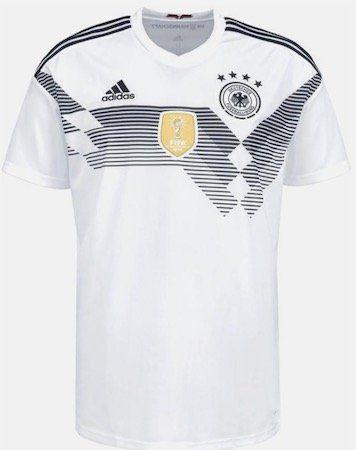 adidas DFB Trikot Home WM 2018 Herren für 47,77€ (statt 58€)