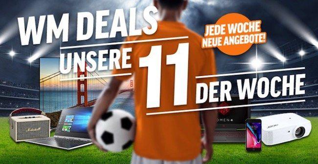 WM Deals bei Notebooksbilliger   z.B. Marshall Stockwell Lautsprecher für 111€ (statt 131€)
